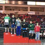 Correa takes silver medal