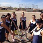 Coronado High School Girls Varsity Tennis falls to Dysart High School 0-9