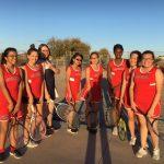 Coronado High School Girls Varsity Tennis falls to Dysart High School 8-1