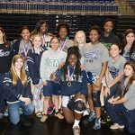 GIRLS WRESTLING WINS THIRD CONSECUTIVE TEAM CHAMPIONSHIP!