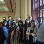 WRESTLING TEAM RECOGNIZED BY TEXAS LEGISLATION