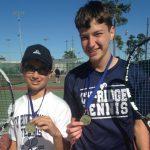 CONGRATS TENNIS!!