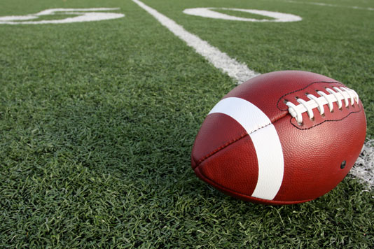 Football Donations Now Being Accepted Online!