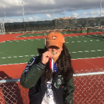 Kaitlyn wins 1st place – GO TENNIS!!