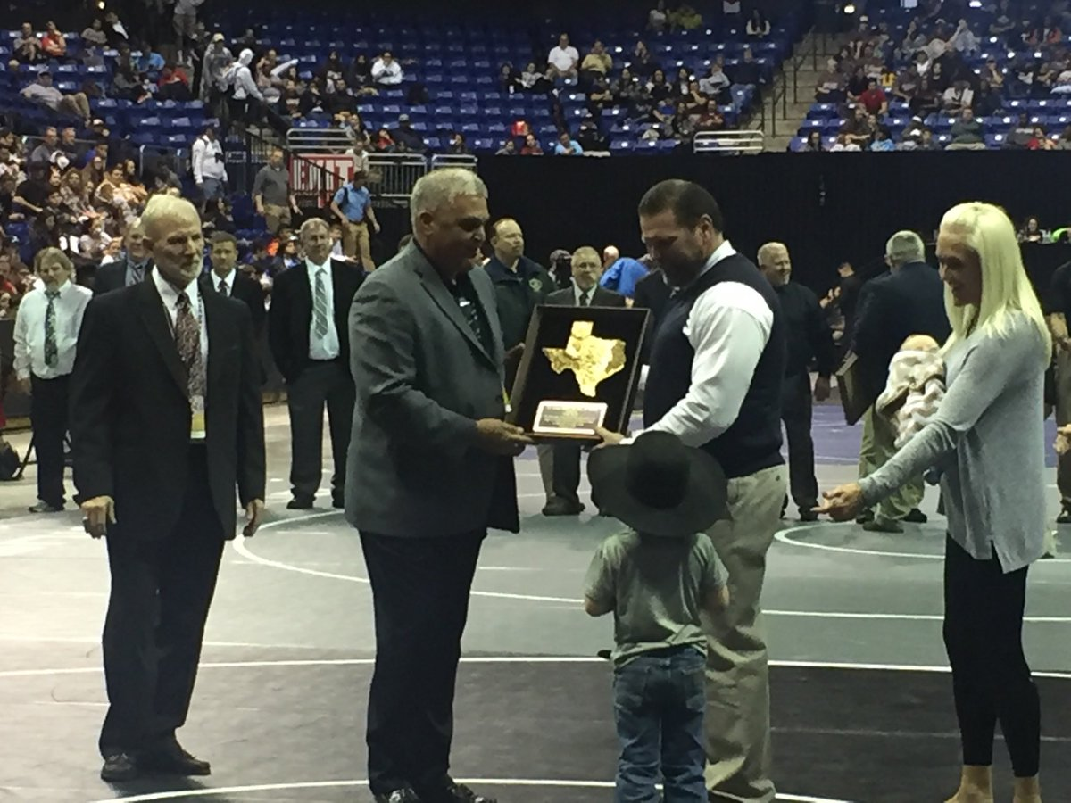 Congratulations Coach Tim Ray!!  Wrestling Hall of Fame Inductee