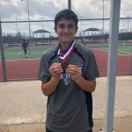 TENNIS DISTRICT RESULTS