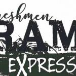 8/18 Freshman RAM Express 9 am-11 am