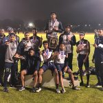 BOYS TRACK EARN AREA CHAMPIONSHIP