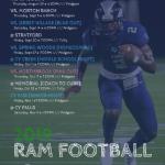 2019 RAM FOOTBALL