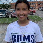Girls' Soccer Ram of the Month