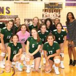 Lady Rams Fall to Memorial