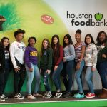Community Service - Houston Food Bank
