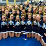 SHHS Cheer Wins Region