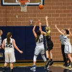 SHHS Girls Basketball Playing Well in Region VIII