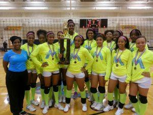 2014-2015 Volleyball