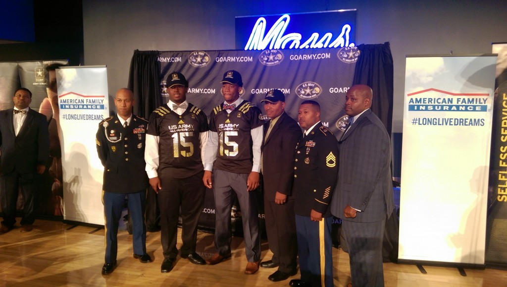 Patrick and Warmack to play in Army All American Bowl