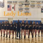 Ladies Volleyball