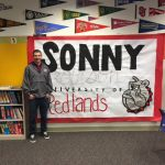 Sonny Robison Signs with University of Redlands