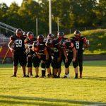 Campbell Memorial High School Varsity Football beat Pymatuning Valley High School 35-0