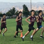 "Indian Springs XC victorious in a ""meet of firsts"""