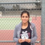 Maricela Rincon Takes 3rd in the San Andreas League