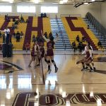Girls Varsity Volleyball falls to Public Safety Academy 3 – 1
