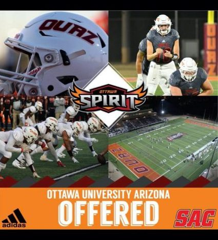 Coyotes Joshua Jones and Mario Zelaya Offered for Football