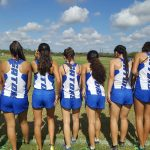 Grulla High School Girls Varsity Cross Country finishes 1st place