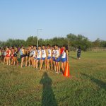 Grulla High School Girls Varsity Cross Country scores 0 points at meet