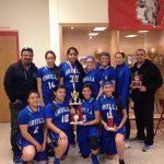 Lady Gators are Tournament Champs!