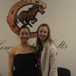 Two Cottonwood Swimmers Earn Academic  All-State Honors