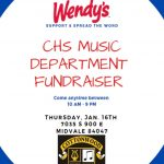 Music Department Fund Raiser