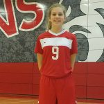 Lansing High School Girls Varsity Soccer beat Turner High School 10-0
