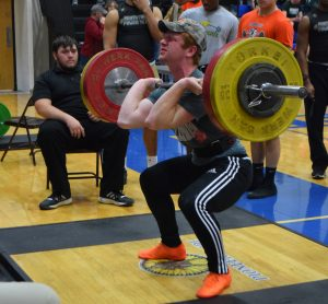 Leavenworth Powerlifting Meet