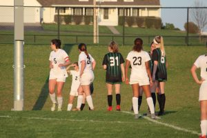 Girls Soccer vs. DeSoto