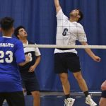 Boys Volleyball 2017-3-7 - Rialto