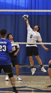 Boys Volleyball 2017-3-7 – Rialto