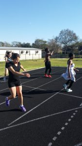 Week 4 Track & Field Conditioning Warm Ups