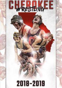 Cherokee Wrestling 2018-2019 Banner