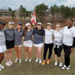 Girls Varsity Golf tops River Ridge in weekday-match