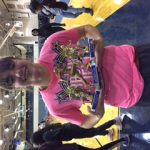 Hammond Morton High School Girls Varsity Track finishes 3rd place