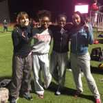 Hammond Morton High School Girls Varsity Track finishes 1st place