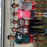 Hammond Morton High School Girls Varsity Cross Country finishes 7th place