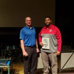 Football Coach of the Week Sean Kinsey