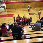 Volleyball Advances to Second Round of Sectionals