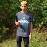 Erick Cuellar Goes to Semi-State Cross Country