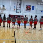 Girls Varsity Basketball lose season opener to Hanover Centrall Jr-Sr 47 – 11