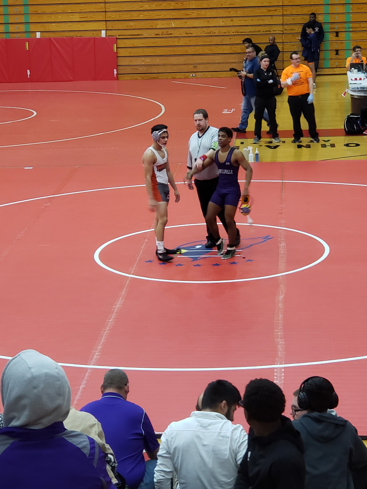Morton Wrestling Qualifies 3 Wrestlers for Regionals