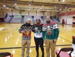 Merry Christmas from the Lady Govs Basketball Coaching Staff