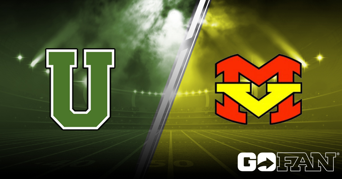 Buy Tickets Now – Upland vs. Mission Viejo is this Friday